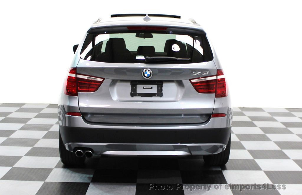 2014 BMW X3 CERTIFIED X3 xDRIVE28i AWD DRIVER ASSIST / NAVI - 16417230 - 19