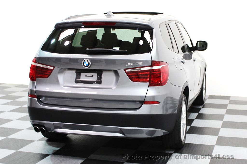 2014 BMW X3 CERTIFIED X3 xDRIVE28i AWD DRIVER ASSIST / NAVI - 16417230 - 20