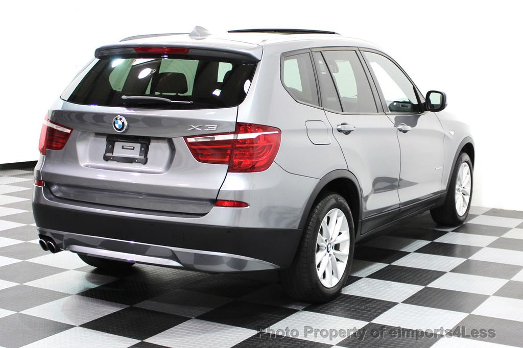2014 BMW X3 CERTIFIED X3 xDRIVE28i AWD DRIVER ASSIST / NAVI - 16417230 - 21
