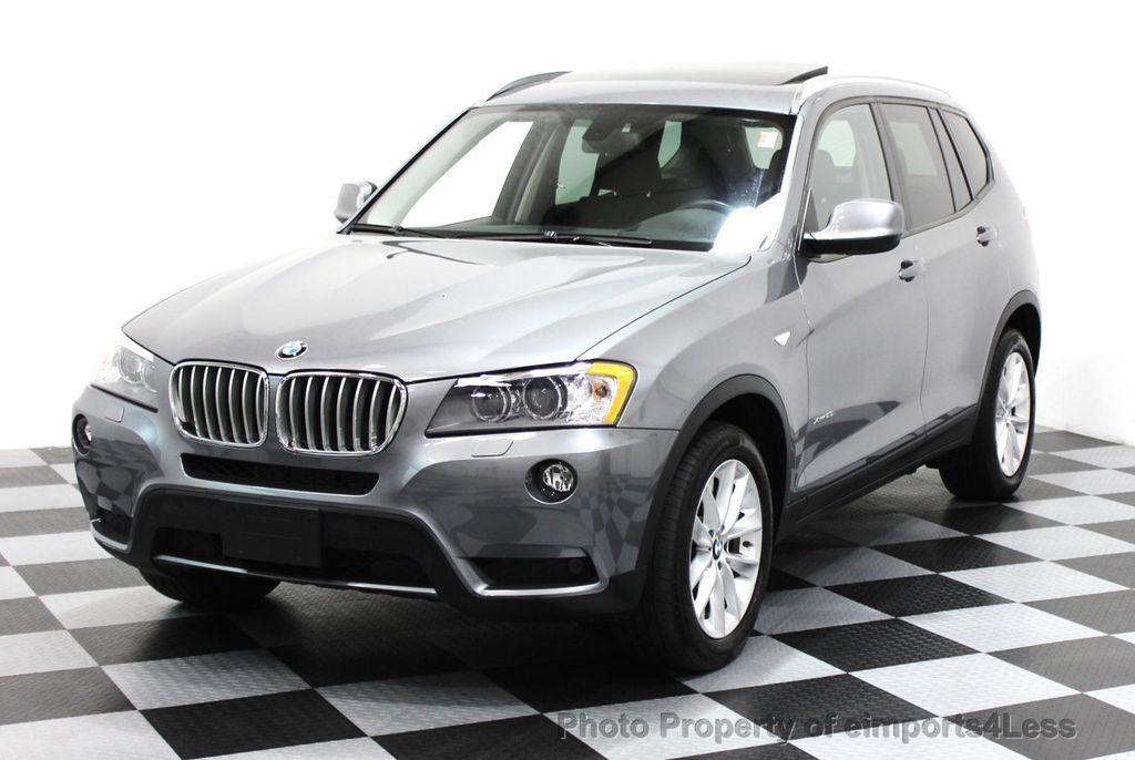 2014 BMW X3 CERTIFIED X3 xDRIVE28i AWD DRIVER ASSIST / NAVI - 16417230 - 24