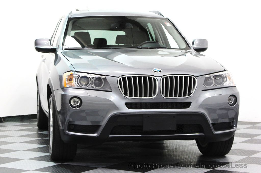 2014 BMW X3 CERTIFIED X3 xDRIVE28i AWD DRIVER ASSIST / NAVI - 16417230 - 25