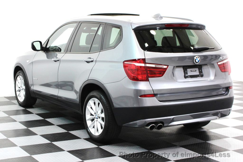 2014 BMW X3 CERTIFIED X3 xDRIVE28i AWD DRIVER ASSIST / NAVI - 16417230 - 26