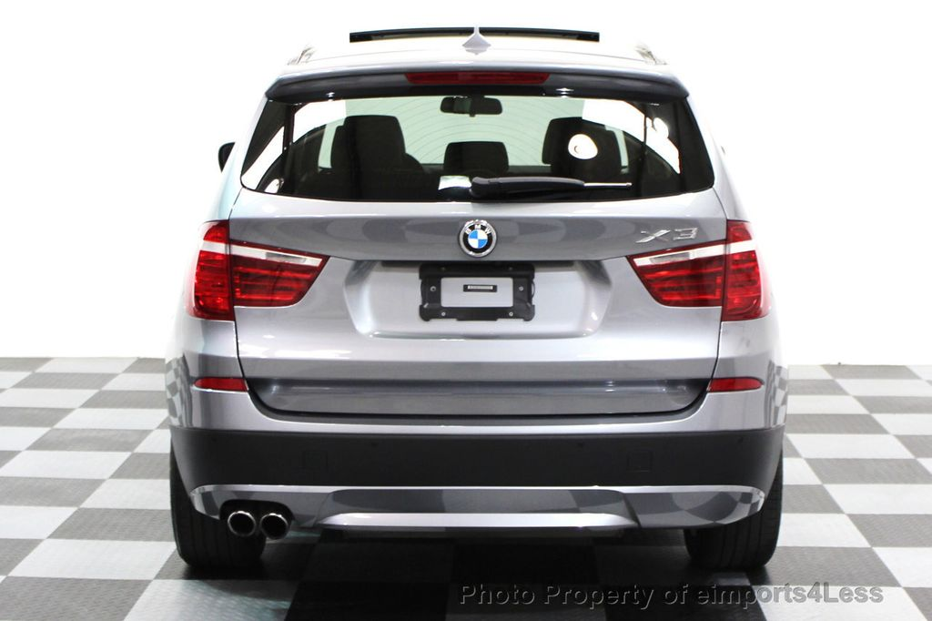 2014 BMW X3 CERTIFIED X3 xDRIVE28i AWD DRIVER ASSIST / NAVI - 16417230 - 27