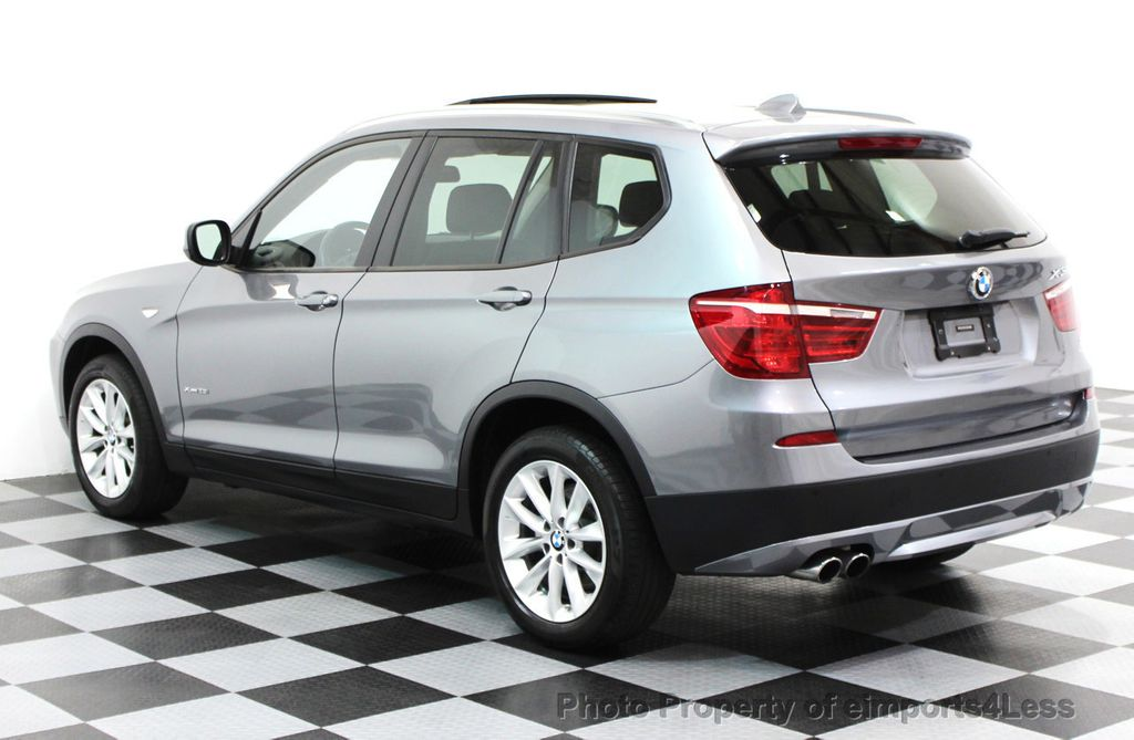 2014 BMW X3 CERTIFIED X3 xDRIVE28i AWD DRIVER ASSIST / NAVI - 16417230 - 2