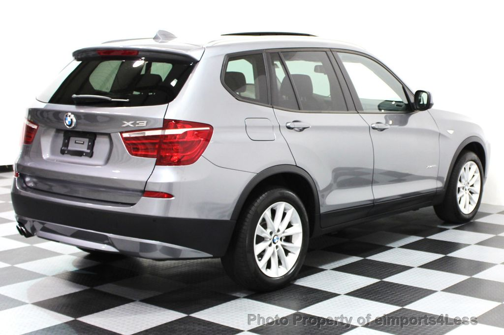 2014 BMW X3 CERTIFIED X3 xDRIVE28i AWD DRIVER ASSIST / NAVI - 16417230 - 3