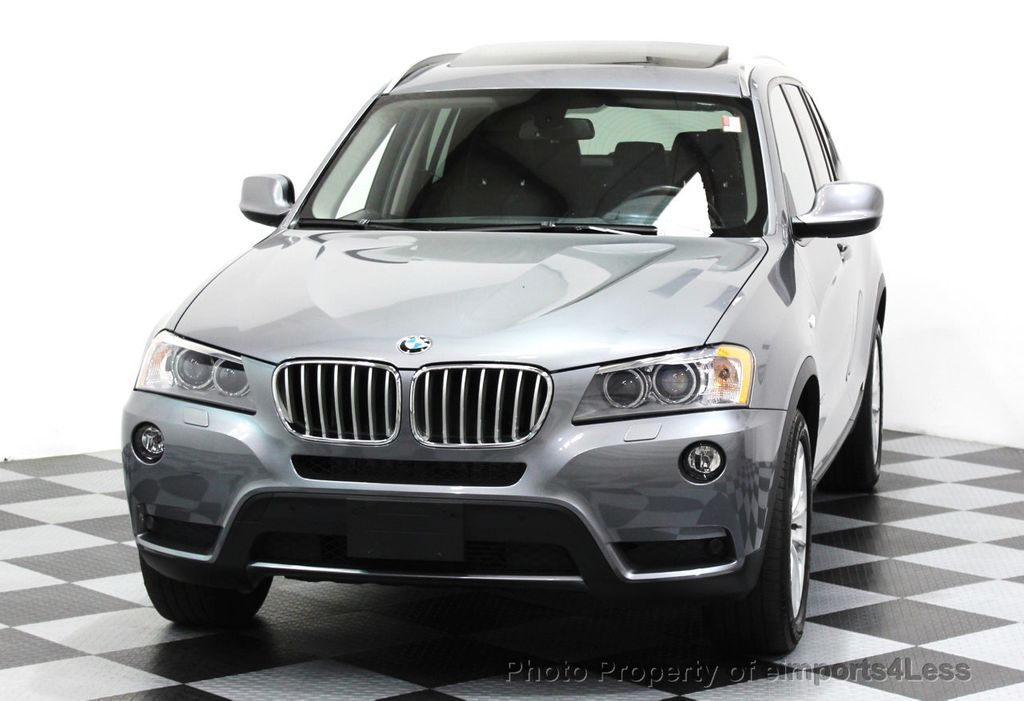 2014 BMW X3 CERTIFIED X3 xDRIVE28i AWD DRIVER ASSIST / NAVI - 16417230 - 52