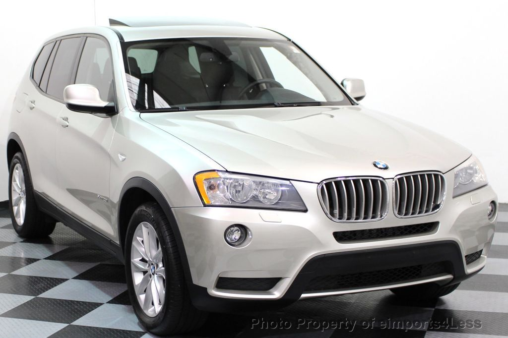 2014 BMW X3 CERTIFIED X3 xDrive28i AWD HEADS-UP NAVIGATION - 16734331 - 1
