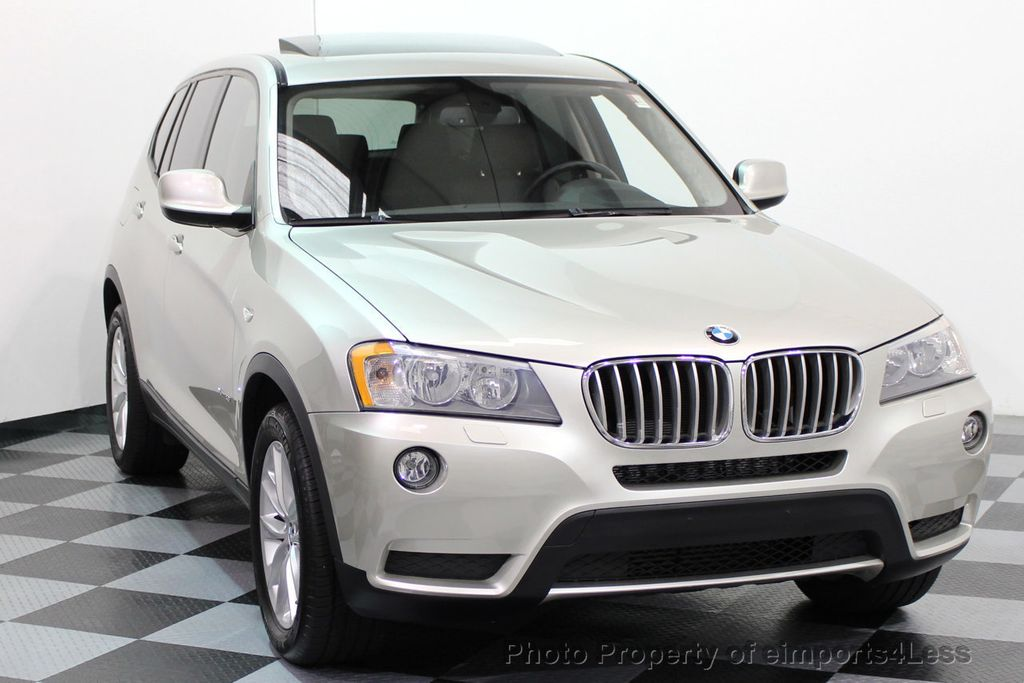 2014 BMW X3 CERTIFIED X3 xDrive28i AWD HEADS-UP NAVIGATION - 16734331 - 25