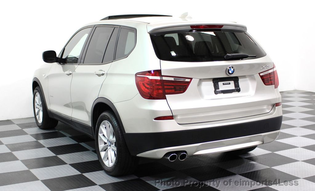 2014 BMW X3 CERTIFIED X3 xDrive28i AWD HEADS-UP NAVIGATION - 16734331 - 2