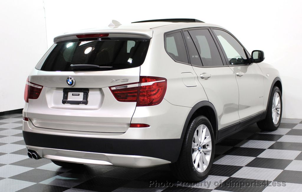 2014 BMW X3 CERTIFIED X3 xDrive28i AWD HEADS-UP NAVIGATION - 16734331 - 3