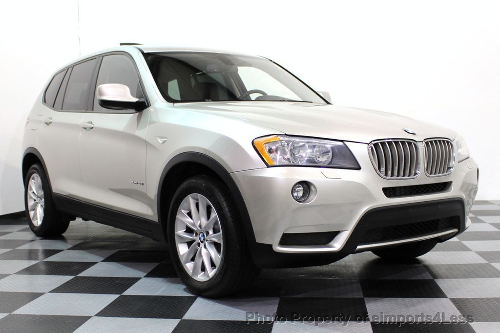 2014 BMW X3 CERTIFIED X3 xDrive28i AWD HEADS-UP NAVIGATION - 16734331 - 49