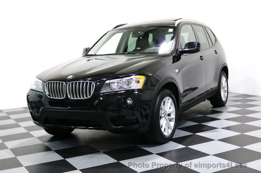2014 BMW X3 CERTIFIED X3 xDRIVE28i AWD HUD CAMERA NAVI - 16934212 - 0