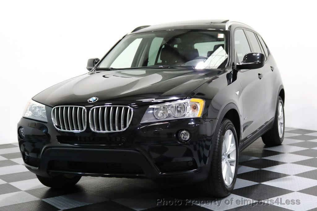 2014 BMW X3 CERTIFIED X3 xDRIVE28i AWD HUD CAMERA NAVI - 16934212 - 13