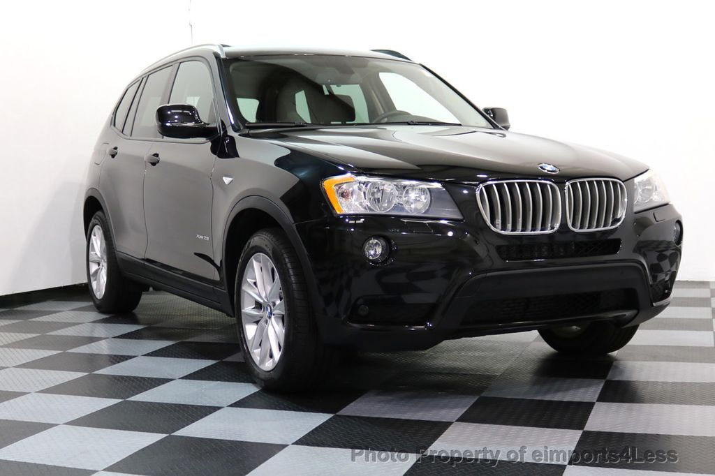 2014 BMW X3 CERTIFIED X3 xDRIVE28i AWD HUD CAMERA NAVI - 16934212 - 14