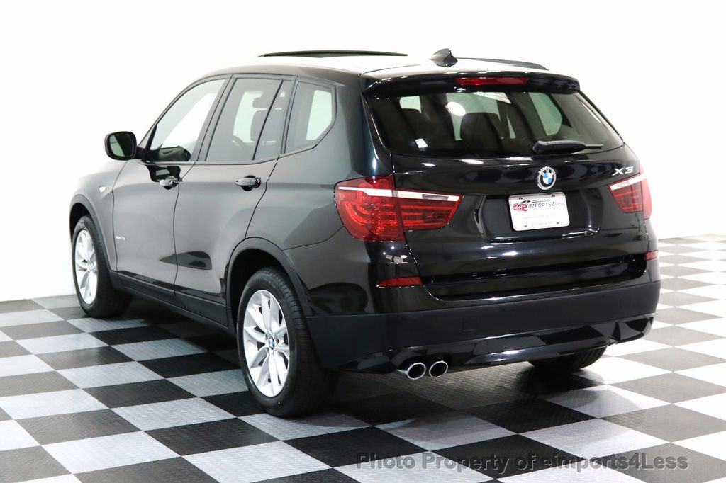 2014 BMW X3 CERTIFIED X3 xDRIVE28i AWD HUD CAMERA NAVI - 16934212 - 15