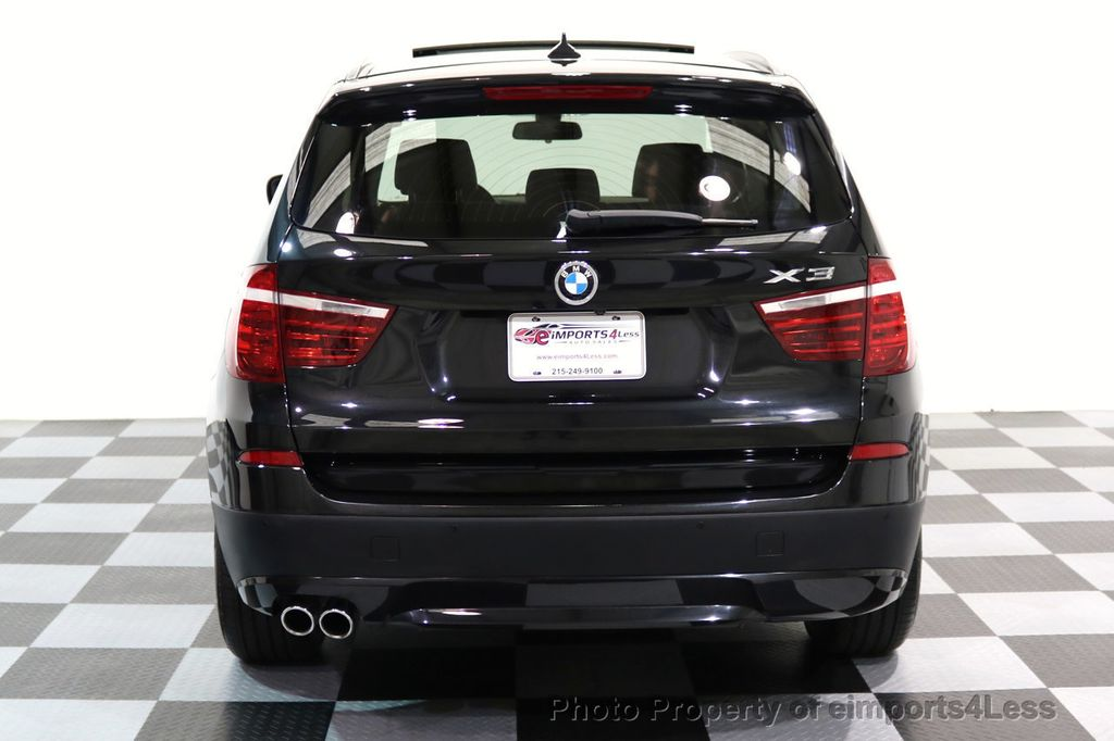2014 BMW X3 CERTIFIED X3 xDRIVE28i AWD HUD CAMERA NAVI - 16934212 - 16