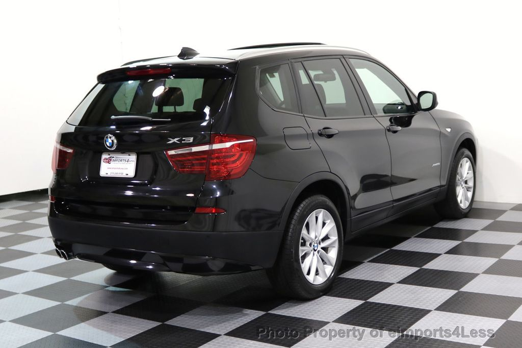 2014 BMW X3 CERTIFIED X3 xDRIVE28i AWD HUD CAMERA NAVI - 16934212 - 17