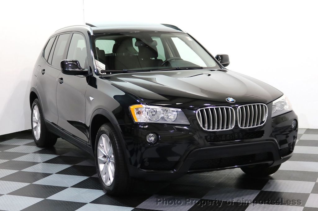 2014 BMW X3 CERTIFIED X3 xDRIVE28i AWD HUD CAMERA NAVI - 16934212 - 1