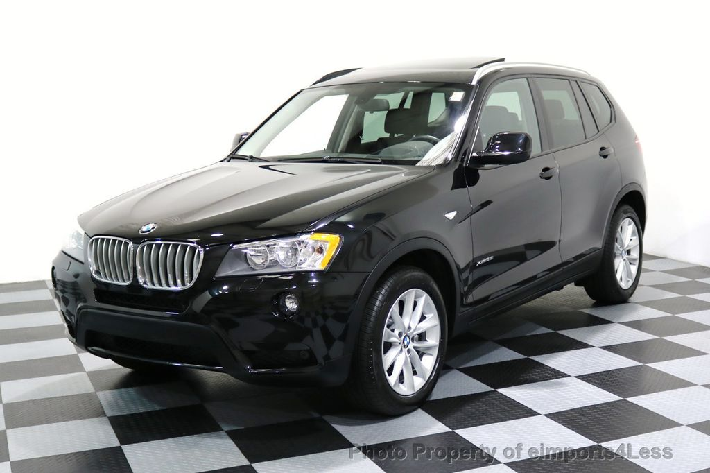 2014 BMW X3 CERTIFIED X3 xDRIVE28i AWD HUD CAMERA NAVI - 16934212 - 26