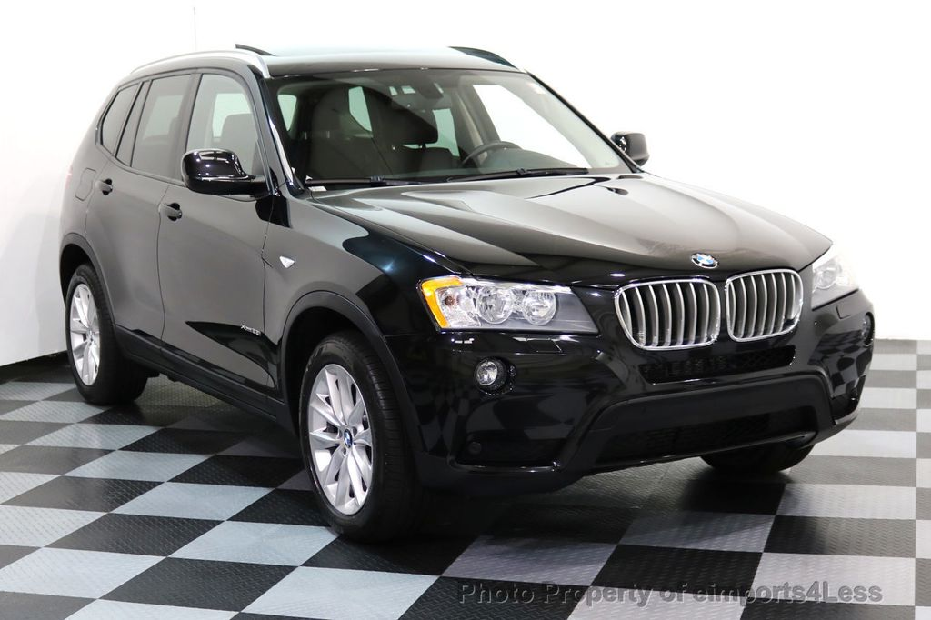 2014 BMW X3 CERTIFIED X3 xDRIVE28i AWD HUD CAMERA NAVI - 16934212 - 27