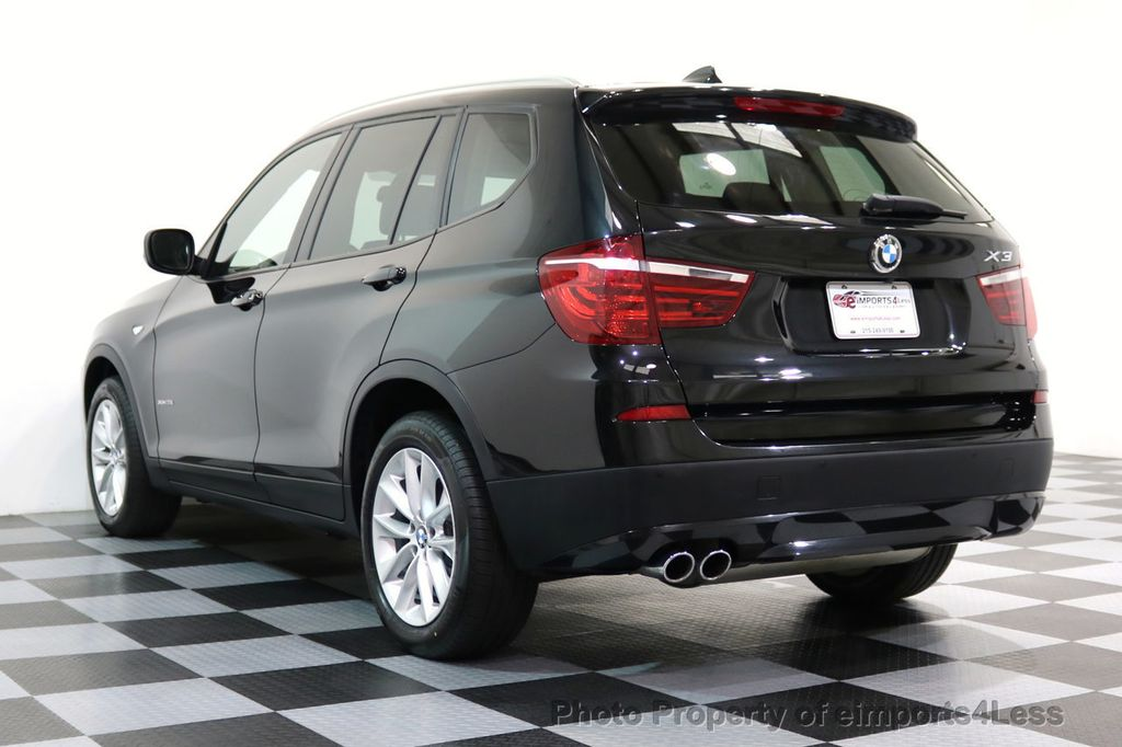 2014 BMW X3 CERTIFIED X3 xDRIVE28i AWD HUD CAMERA NAVI - 16934212 - 28