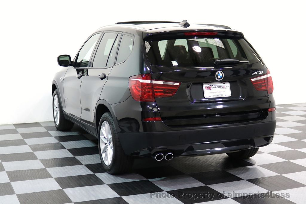 2014 BMW X3 CERTIFIED X3 xDRIVE28i AWD HUD CAMERA NAVI - 16934212 - 2