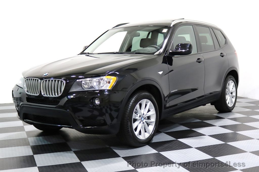 2014 BMW X3 CERTIFIED X3 xDRIVE28i AWD HUD CAMERA NAVI - 16934212 - 42