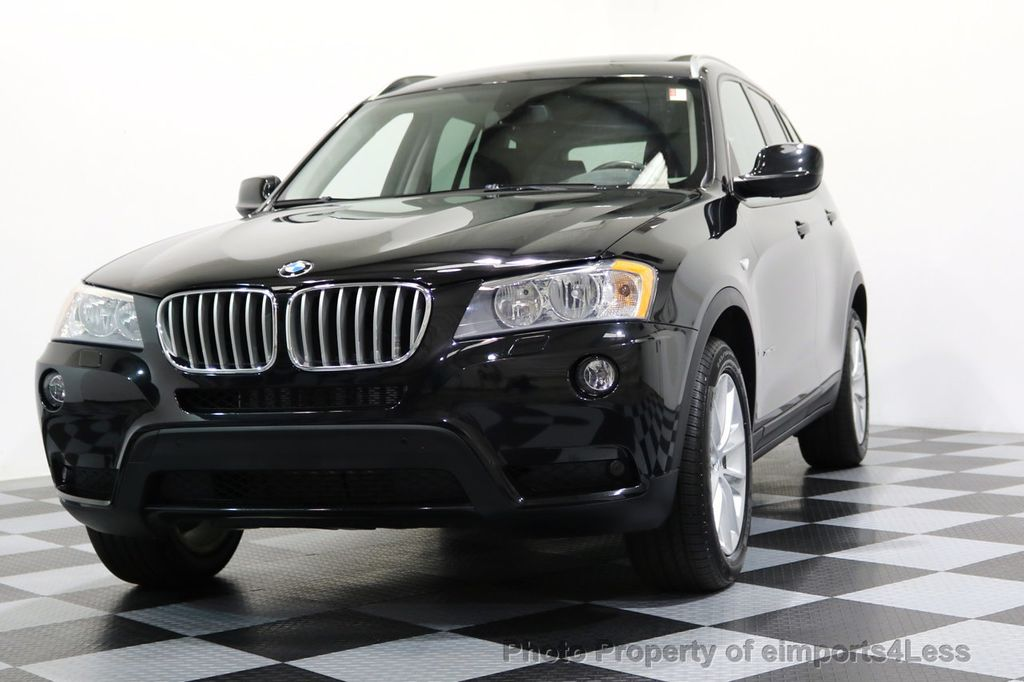 2014 BMW X3 CERTIFIED X3 xDRIVE28i AWD HUD CAMERA NAVI - 16934212 - 46