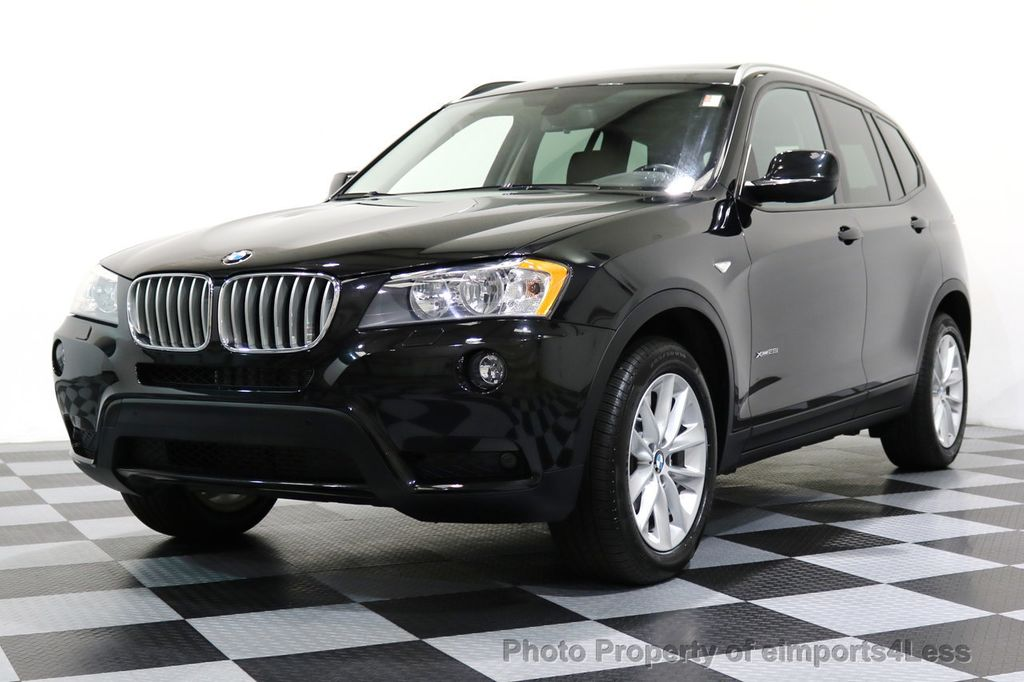 2014 BMW X3 CERTIFIED X3 xDRIVE28i AWD HUD CAMERA NAVI - 16934212 - 49