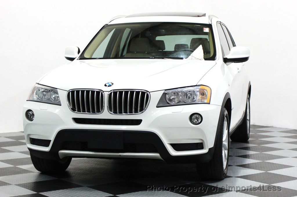 2014 BMW X3 CERTIFIED X3 xDRIVE28i AWD SUV CAMERA / NAVIGATION - 16067051 - 0