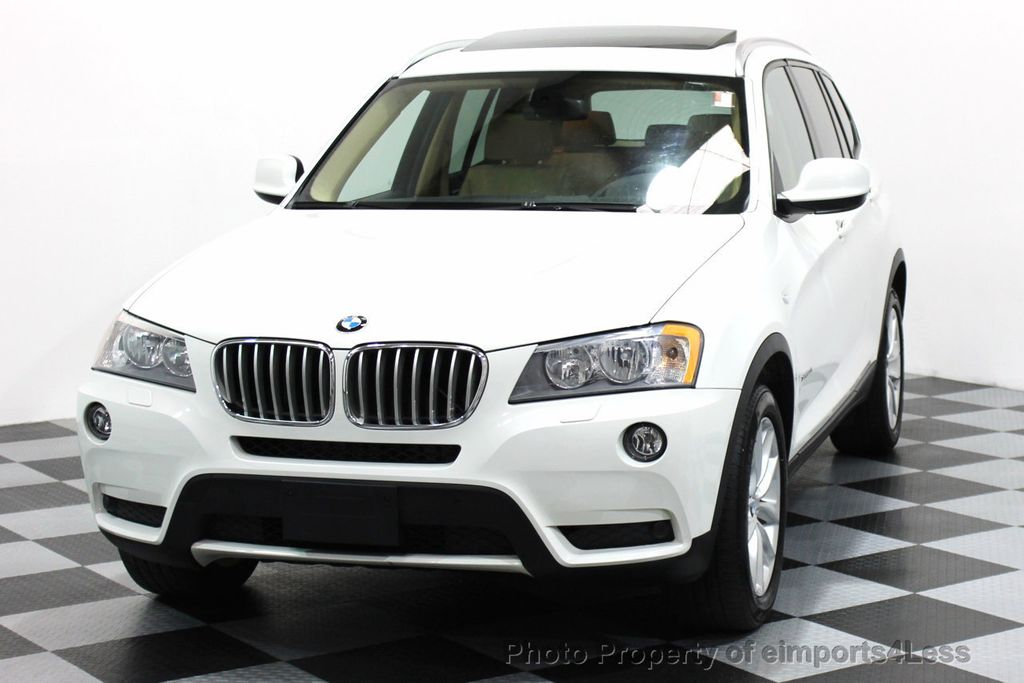2014 BMW X3 CERTIFIED X3 xDRIVE28i AWD SUV CAMERA / NAVIGATION - 16067051 - 13