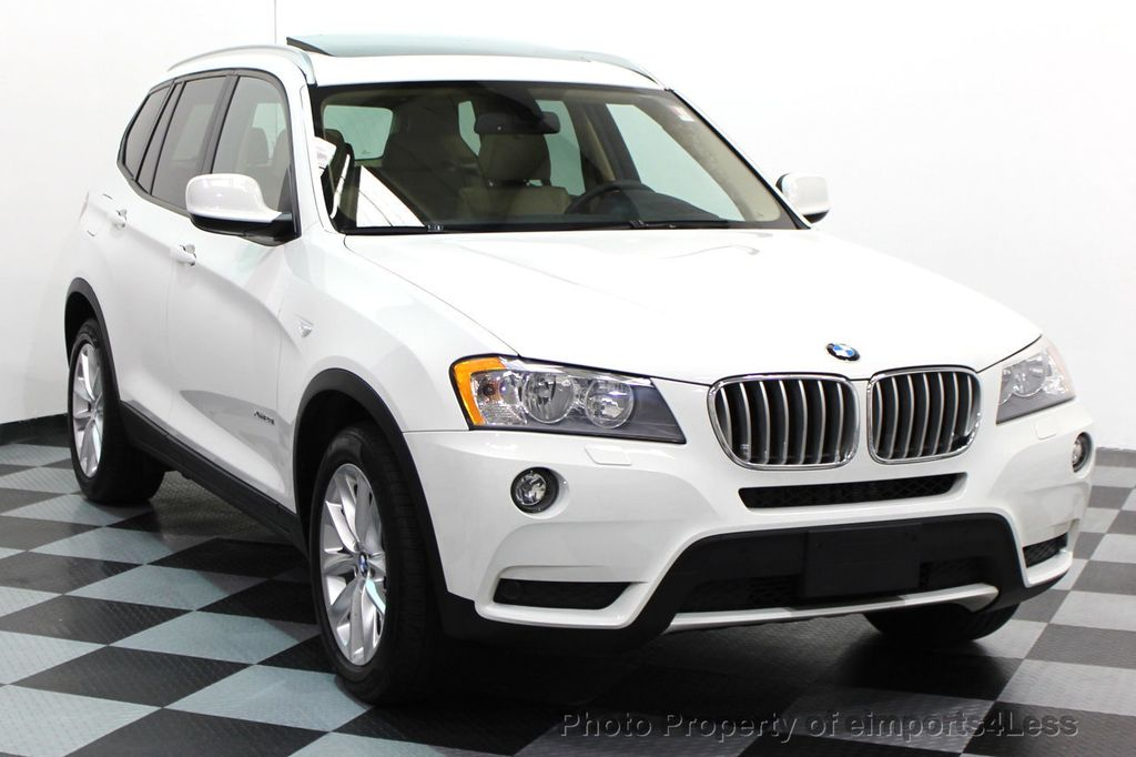 2014 BMW X3 CERTIFIED X3 xDRIVE28i AWD SUV CAMERA / NAVIGATION - 16067051 - 14