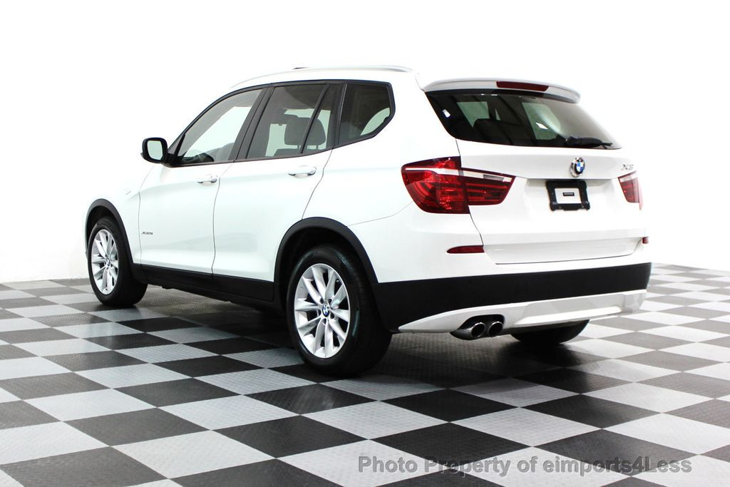 2014 BMW X3 CERTIFIED X3 xDRIVE28i AWD SUV CAMERA / NAVIGATION - 16067051 - 15