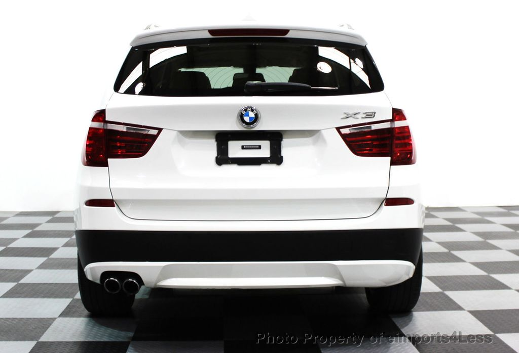 2014 BMW X3 CERTIFIED X3 xDRIVE28i AWD SUV CAMERA / NAVIGATION - 16067051 - 17