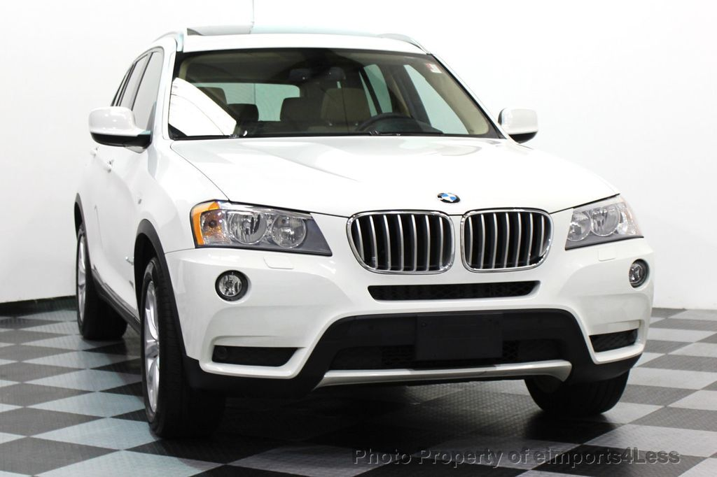 2014 BMW X3 CERTIFIED X3 xDRIVE28i AWD SUV CAMERA / NAVIGATION - 16067051 - 1