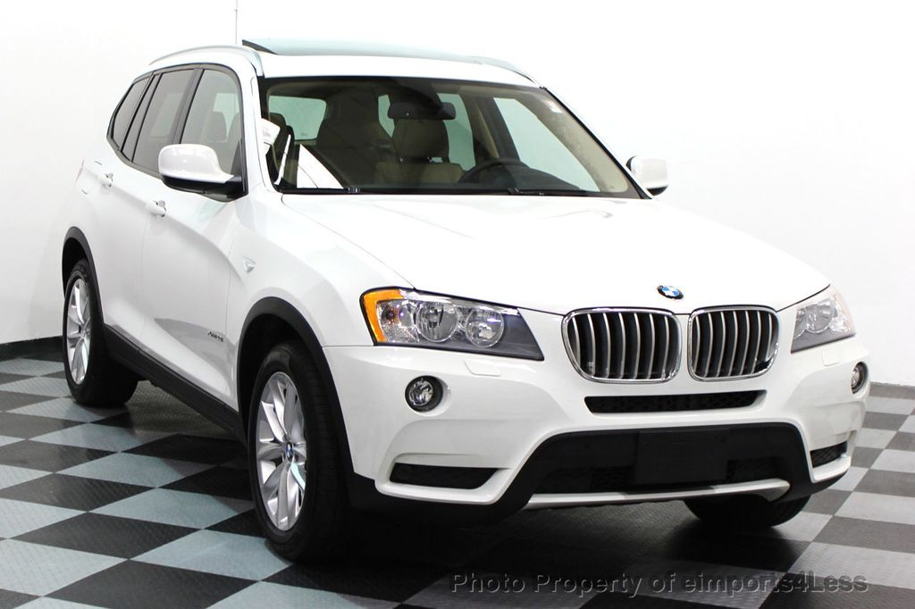 2014 BMW X3 CERTIFIED X3 xDRIVE28i AWD SUV CAMERA / NAVIGATION - 16067051 - 23
