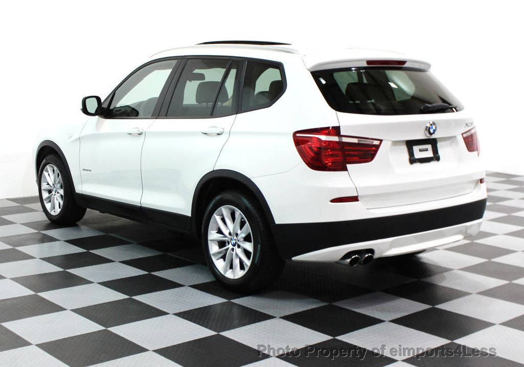 2014 BMW X3 CERTIFIED X3 xDRIVE28i AWD SUV CAMERA / NAVIGATION - 16067051 - 24