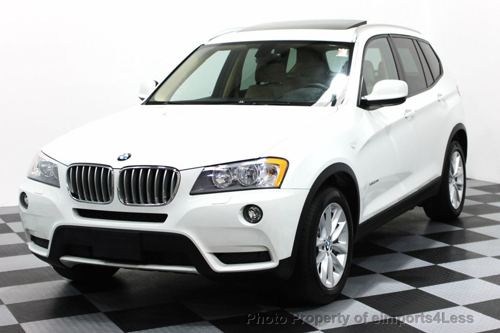 2014 BMW X3 CERTIFIED X3 xDRIVE28i AWD SUV CAMERA / NAVIGATION - 16067051 - 44