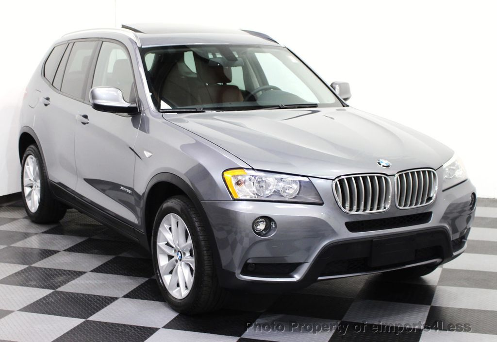 2014 used bmw x3 certified x3 xdrive28i awd suv driver. Black Bedroom Furniture Sets. Home Design Ideas