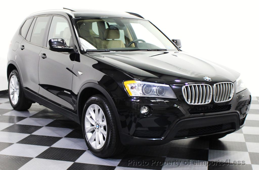 2014 used bmw x3 certified x3 xdrive28i awd suv navigation at eimports4less serving doylestown. Black Bedroom Furniture Sets. Home Design Ideas