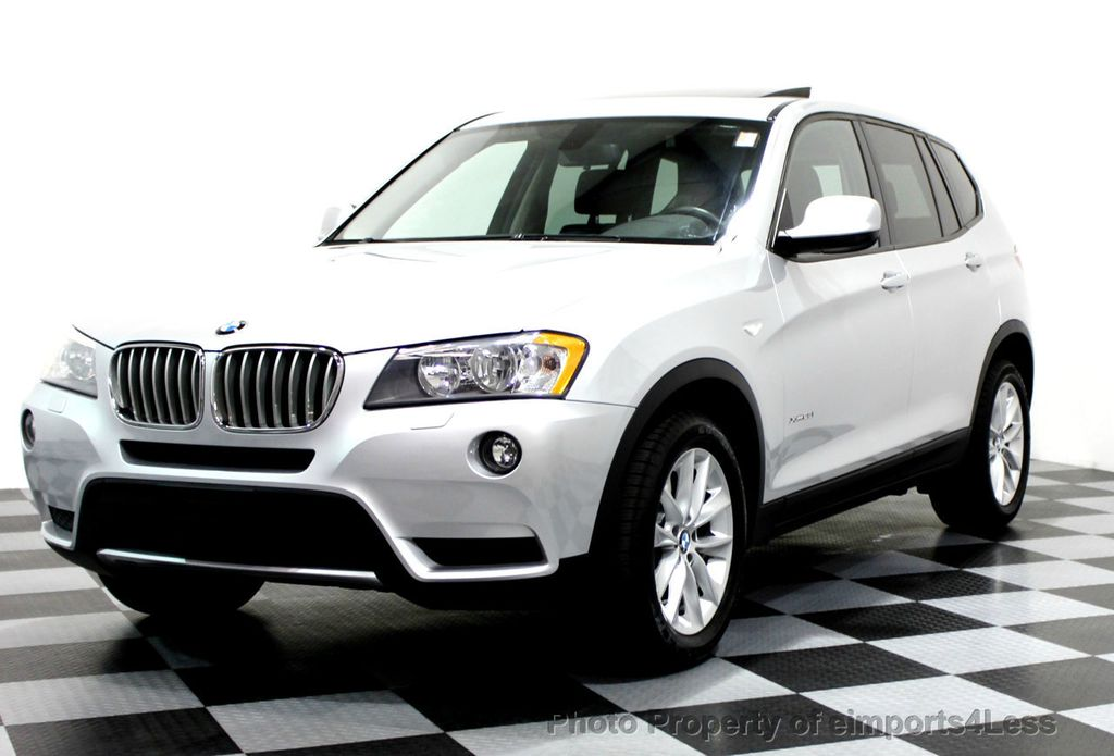 Used Bmw Certified Awd Suv Premium Navi At