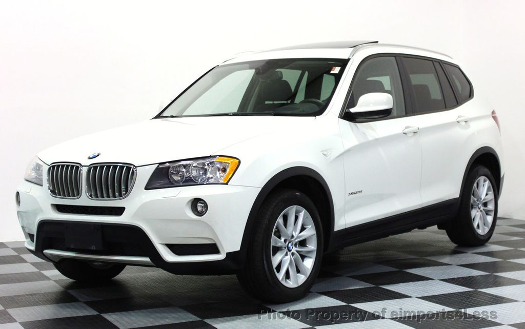 2014 Used Bmw X3 Certified X3 Xdrive28i Awd Suv Tech Navi At Eimports4less Serving Doylestown