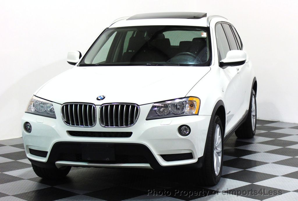Used Bmw Certified Awd Suv Tech Navi At
