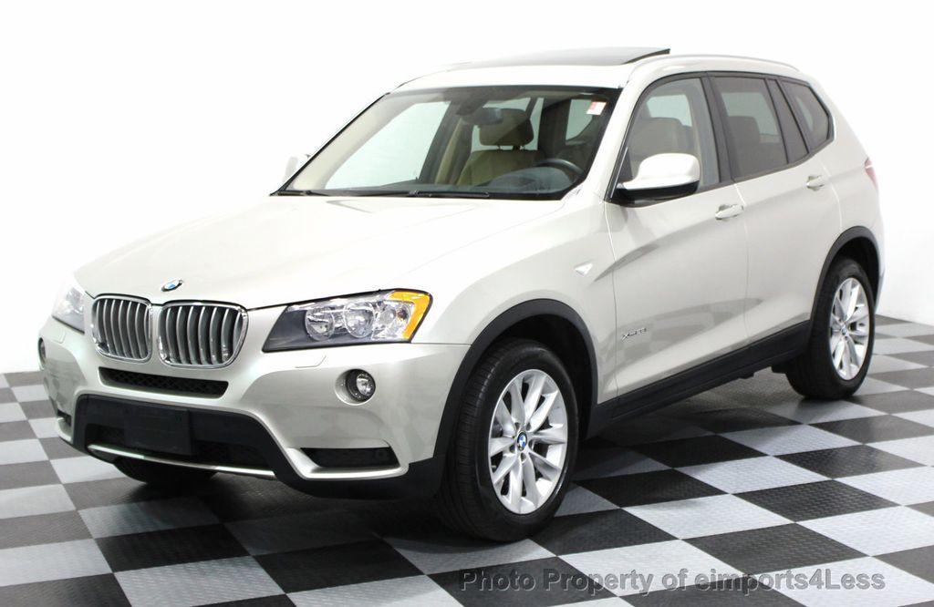 2014 BMW X3 CERTIFIED X3 xDrive28i AWD TECH CAMERA NAVIGATION - 16369473 - 0