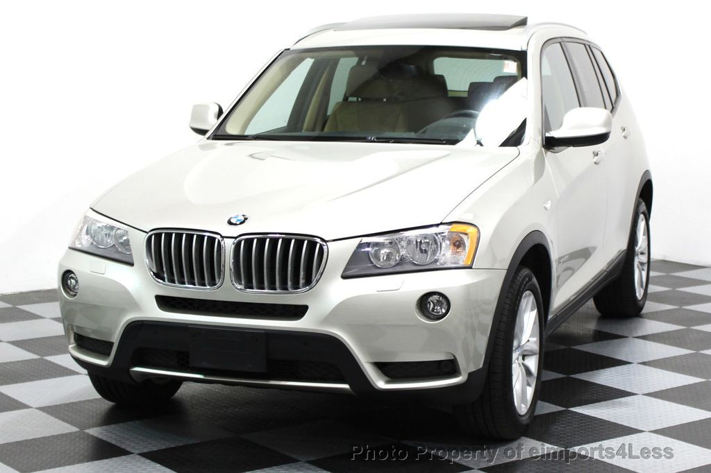 2014 BMW X3 CERTIFIED X3 xDrive28i AWD TECH CAMERA NAVIGATION - 16369473 - 13