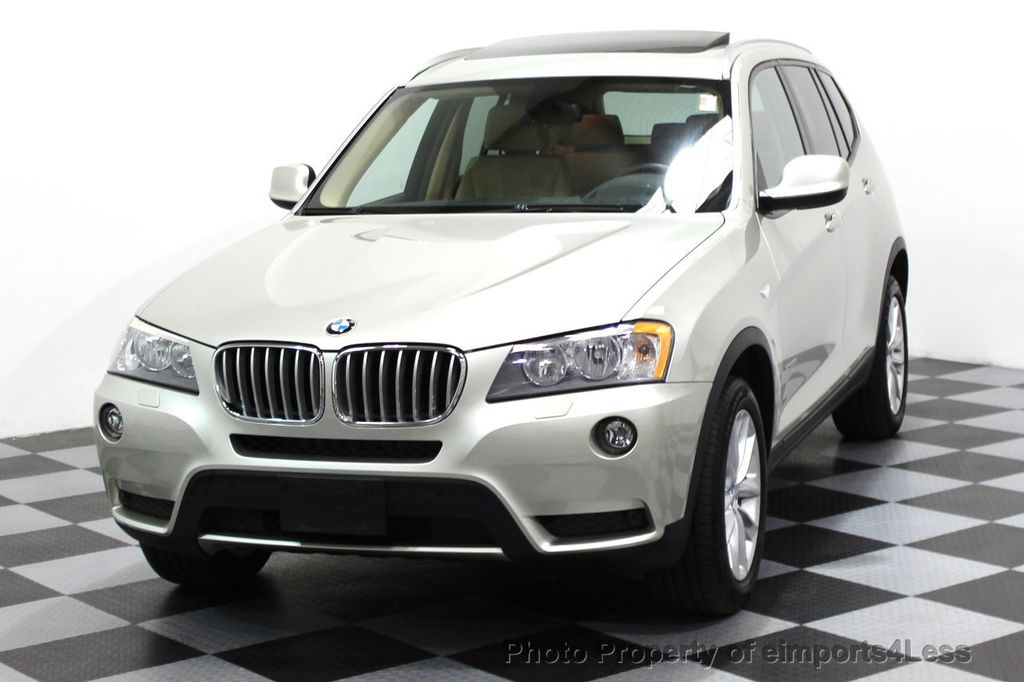 2014 BMW X3 CERTIFIED X3 xDrive28i AWD TECH CAMERA NAVIGATION - 16369473 - 14