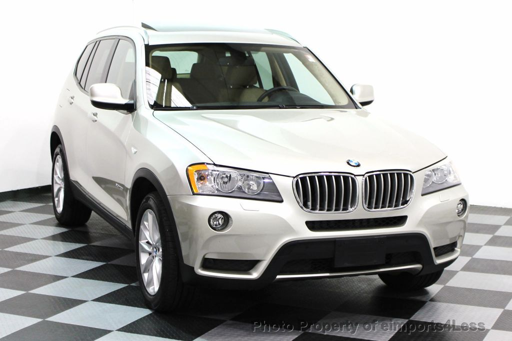 2014 BMW X3 CERTIFIED X3 xDrive28i AWD TECH CAMERA NAVIGATION - 16369473 - 15