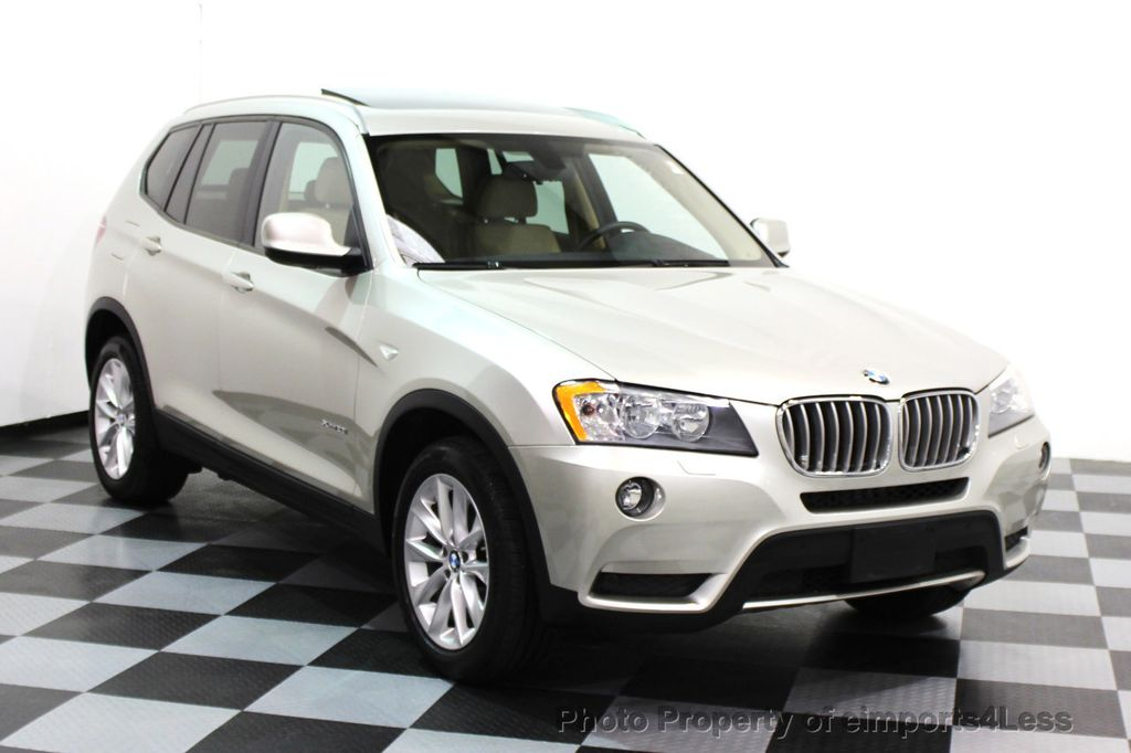 2014 BMW X3 CERTIFIED X3 xDrive28i AWD TECH CAMERA NAVIGATION - 16369473 - 16