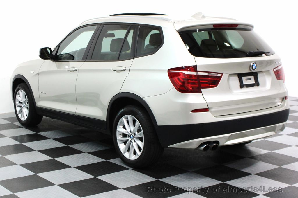 2014 BMW X3 CERTIFIED X3 xDrive28i AWD TECH CAMERA NAVIGATION - 16369473 - 17