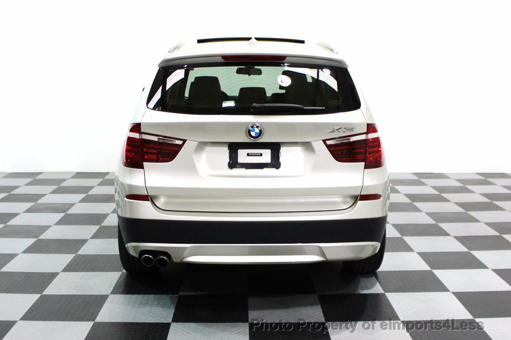 2014 BMW X3 CERTIFIED X3 xDrive28i AWD TECH CAMERA NAVIGATION - 16369473 - 18